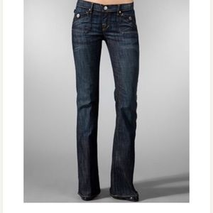Rock Republic scorpion flare jeans